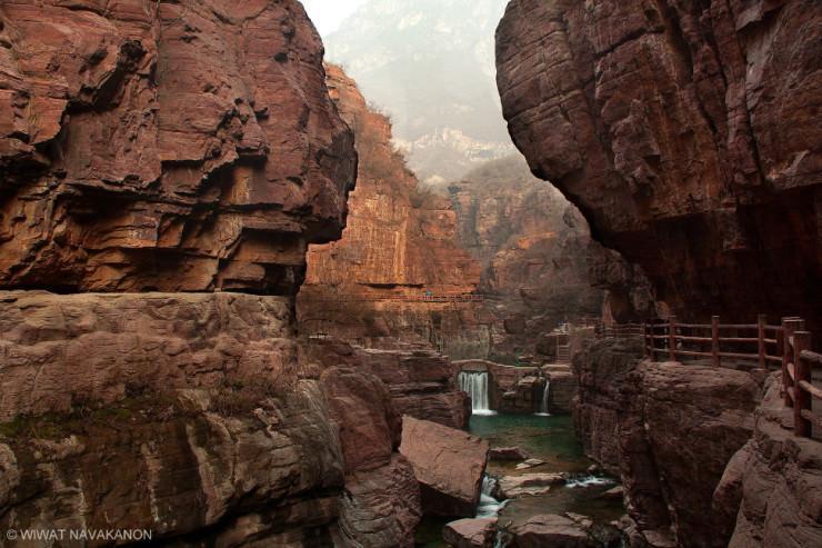 زیباترین دره های دنیا برای گردشگران