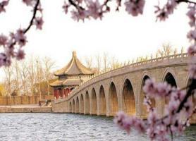 باغ های شگفت انگیز کاخ تابستانی چین
