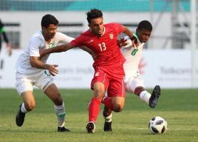 پیروزی تیم ملی امید برابر کره شمالی در نیمه نخست