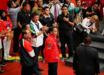 دومین طلای میزبان در حضور رئیس جمهور این کشور