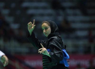 4 برد و 2 باخت ملی پوشان پنچاک سیلات در بازی های آسیایی