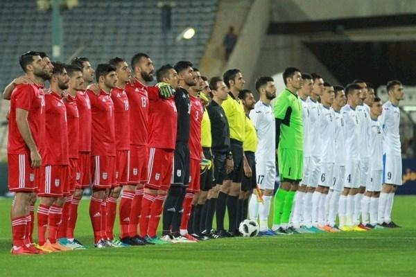 بازی با ازبکستان اولین تدارک جدی تیم ملی برای جام ملت ها