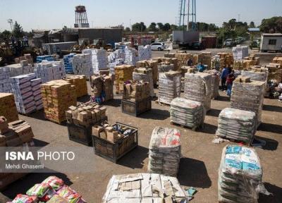 مرز دوغارون تنها معبر رسمی صادرات کالا از ایران به افغانستان