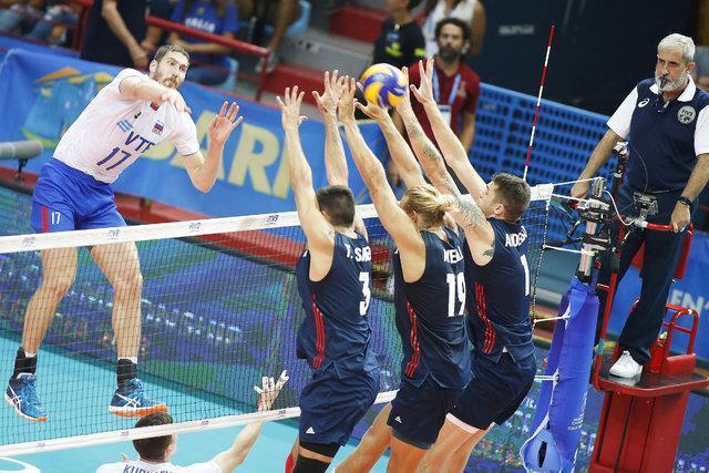 ناکامی ایتالیا از صعود به جمع چهار تیم پایانی، نخستین شکست آمریکا رقم خورد