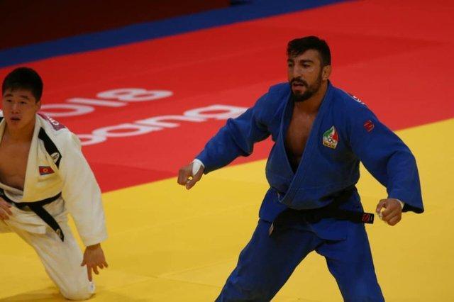 جودو قهرمانی دنیا، بریمانلو به فینال نرسید