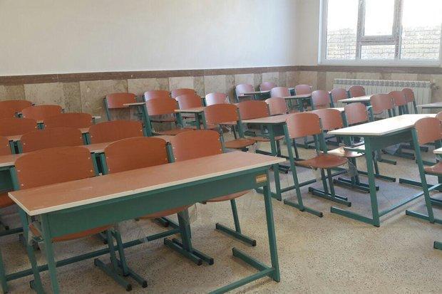 تهران بیش از 23 هزار کلاس فرسوده هم دارد