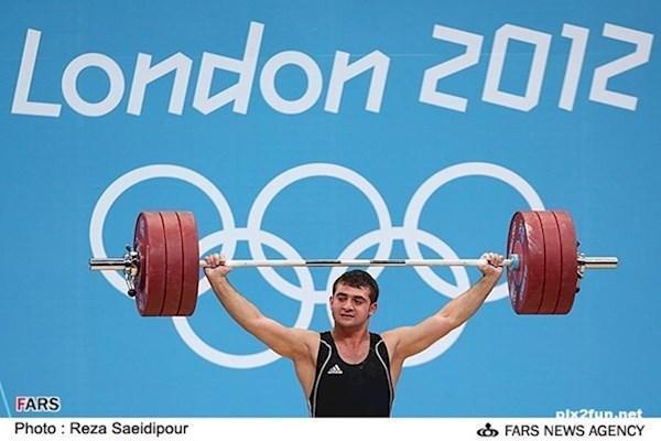 سعید هم به جمع وزنه برداران طلایی المپیک اضافه شد