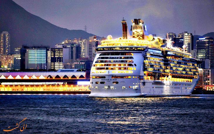 با سفرهای آسیایی کشتی کروز همراه شوید