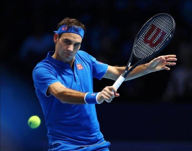فدرر از صعود به فینال تور ATP لندن بازماند