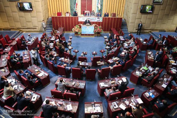 افتتاح ساختمان جدید شورای عالی استان ها، گلایه از نبود بایگانی