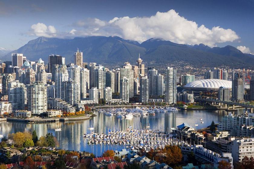 بهترین زمان سفر به ونکوور کانادا چیست؟