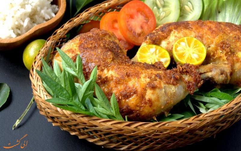 معرفی رستوران های حلال در کوالالامپور