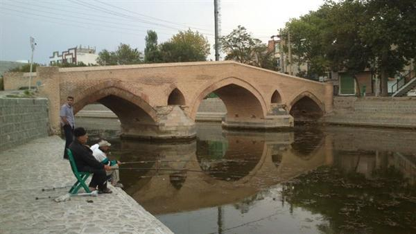دو بنای پل سید آباد و حمام سید آباد معین حریم شد