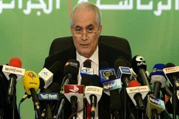 استعفای الطیب بلعیز رئیس شورای قانون اساسی الجزایر