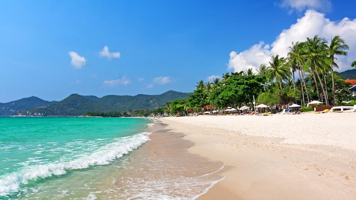 آشنایی با ساحل چاونگ (Chaweng) سامویی تایلند
