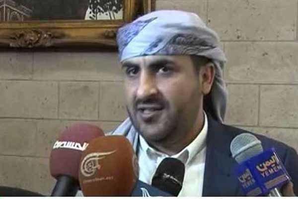 توقف پاسخ مقاومت به توقف تجاوز به یمن بستگی دارد
