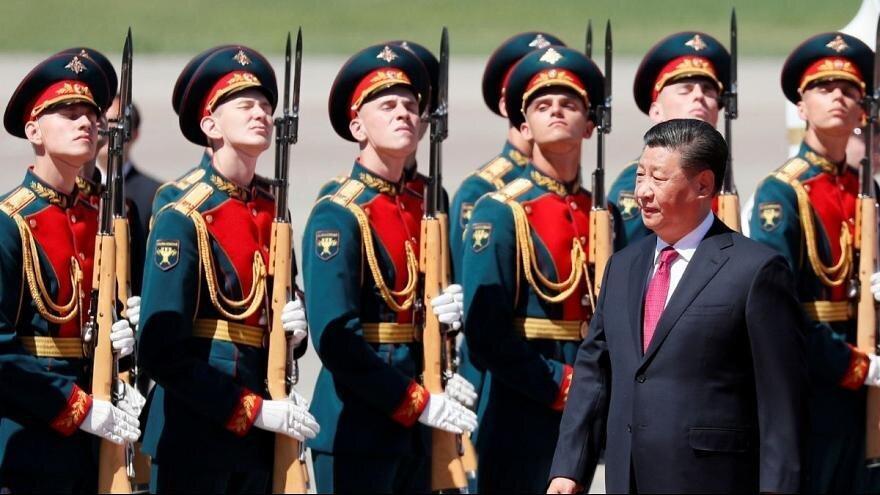 رئیس جمهوری چین: پوتین بهترین دوست من است
