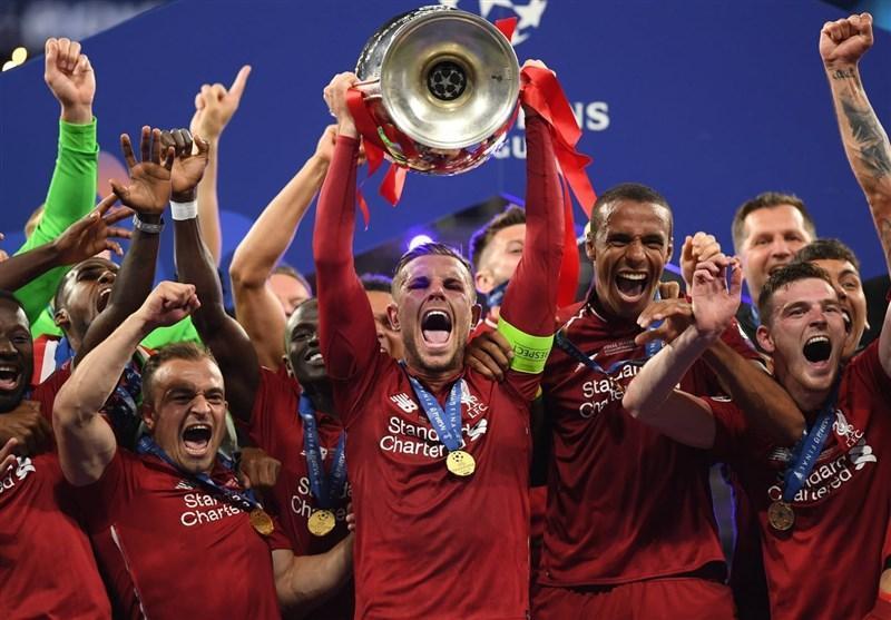 لیگ قهرمانان اروپا، لیورپول برای ششمین بار بر بام قاره سبز ایستاد، تاتنهام از اولین فینالش دست خالی برگشت