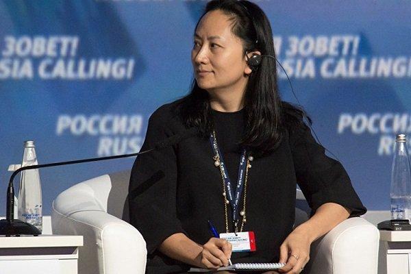 اعتراض چین به تصمیم کانادا مبنی بر استرداد وانژو
