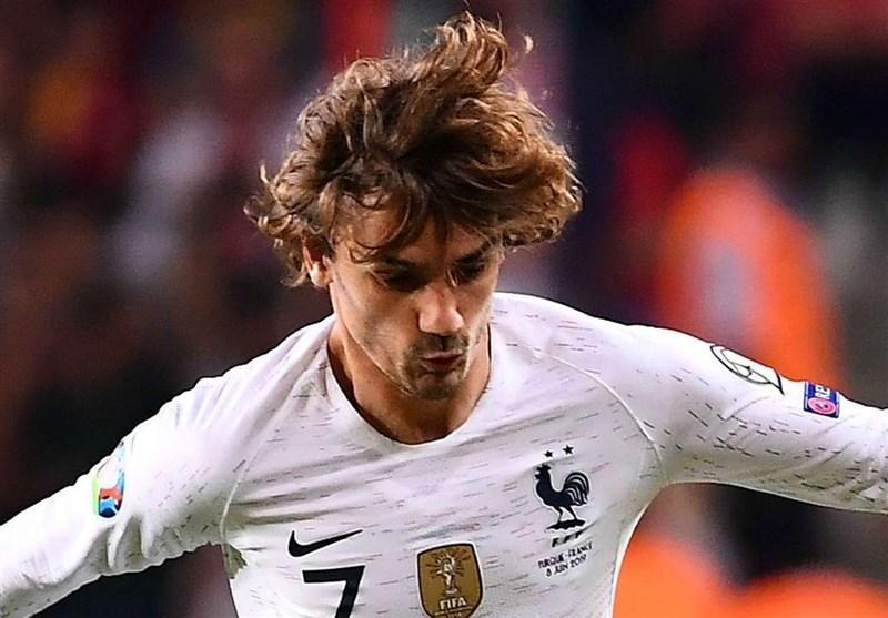 تردید گریزمان برای پیوستن به بارسلونا اسپانیا و ادامه بازی در لالیگا