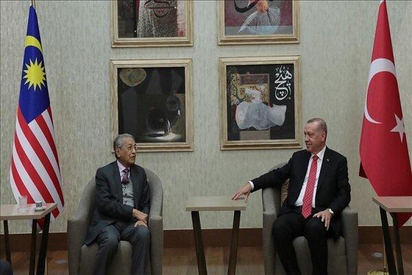 مالزی: همکاری نظامی با ترکیه را افزایش می دهیم