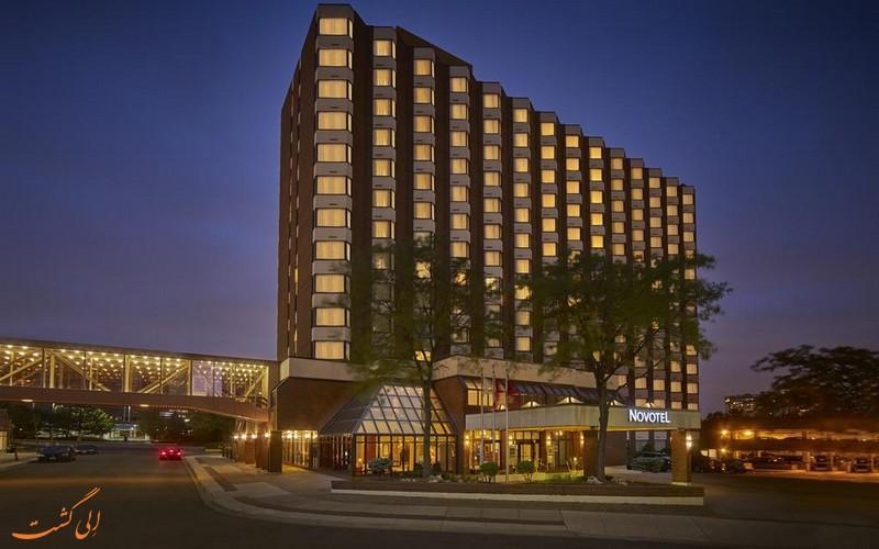 معرفی هتل نووتل میسیسوژا سنتر تورنتو ، 3 ستاره