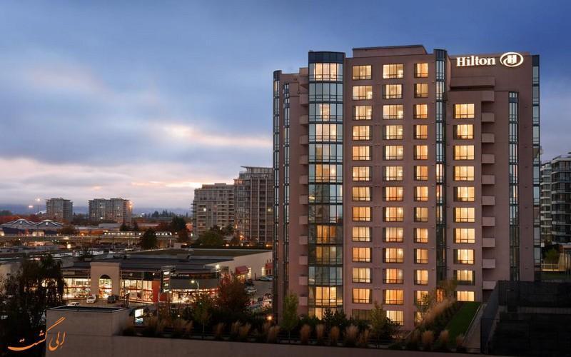 معرفی هتل هیلتون ایرپورت ونکوور ، 4 ستاره