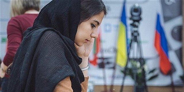 پیروزی خادم الشریعه مقابل قهرمان سابق اروپا در مسابقات آزاد چین