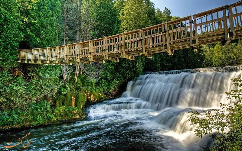 معرفی بهترین مسیرهای طبیعت گردی در تورنتو