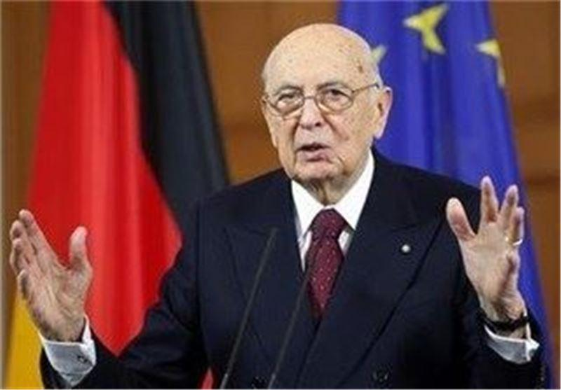 مخالفت احزاب سیاسی ایتالیا با درخواست رئیس جمهور برای اتحاد