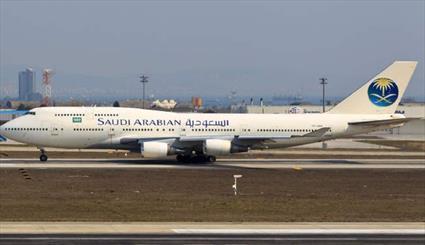 پروازهای عربستان به کانادا متوقف می گردد