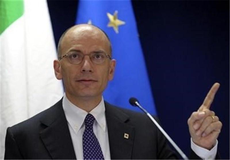 نخست وزیر ایتالیا خواهان رای اعتماد مجلس به دولت شد
