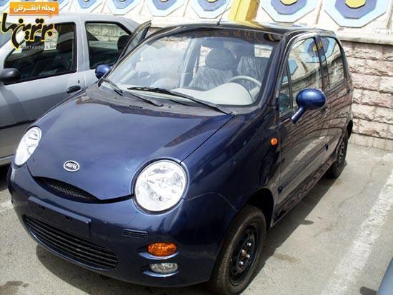 آنالیز خودروهای چینی روز بازار ایران