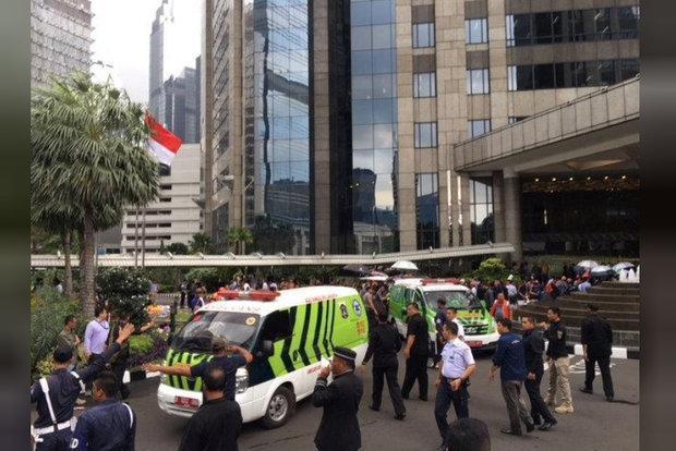 بورس اندونزی فروریخت، ساختمان بازگشایی شد