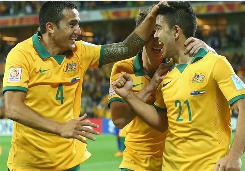 استرالیا 4 گل دیگر زد، عمان و کویت حذف شدند