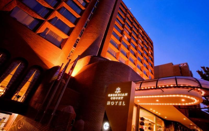 معرفی هتل گئورجین کورت ونکوور ، 4 ستاره