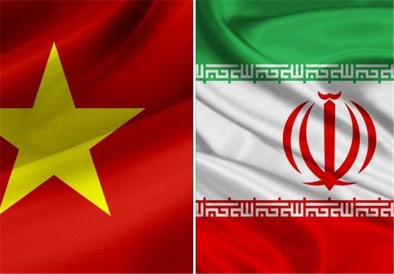 رئیس گرو ه دوستی پارلمانی ویتنام با همتای ایرانی خود دیدار کرد
