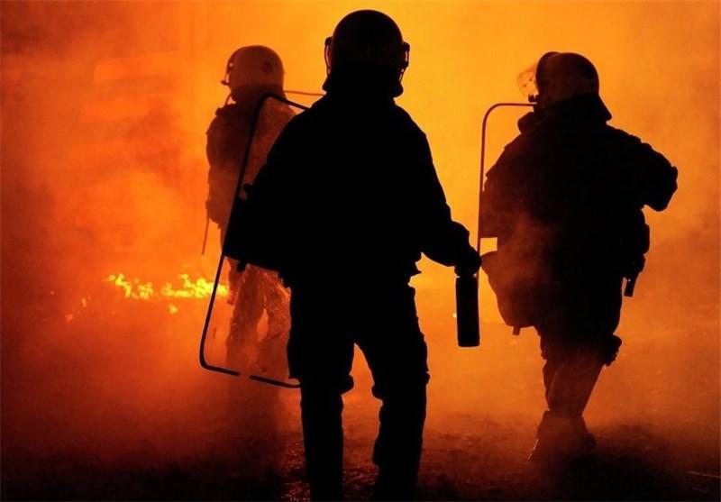 بازداشت بیش از 200 نفر در جریان درگیری های آتن