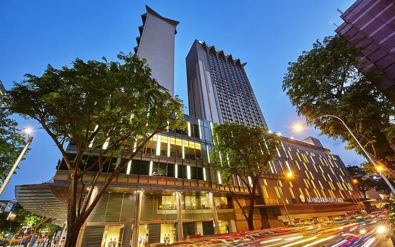 معرفی هتل 5 ستاره ماندارین اورچارد در سنگاپور