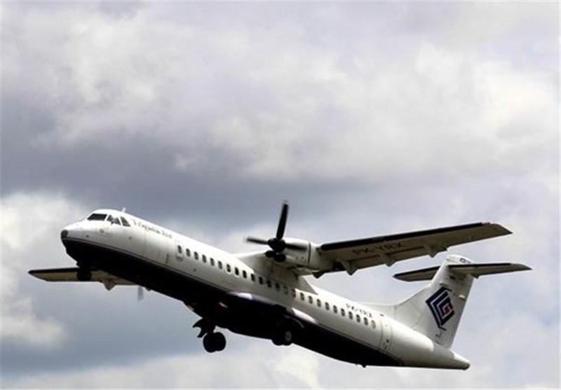 ناپدید شدن یک فروند هواپیمای مسافربری اندونزی