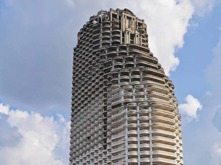 برج ارواح بانکوک را بشناسید