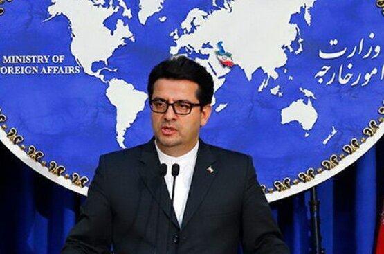 موسوی: سفر هیات طالبان در چارچوب رایزنی فراگیر ایران با همه طرف ها در افغانستان بود