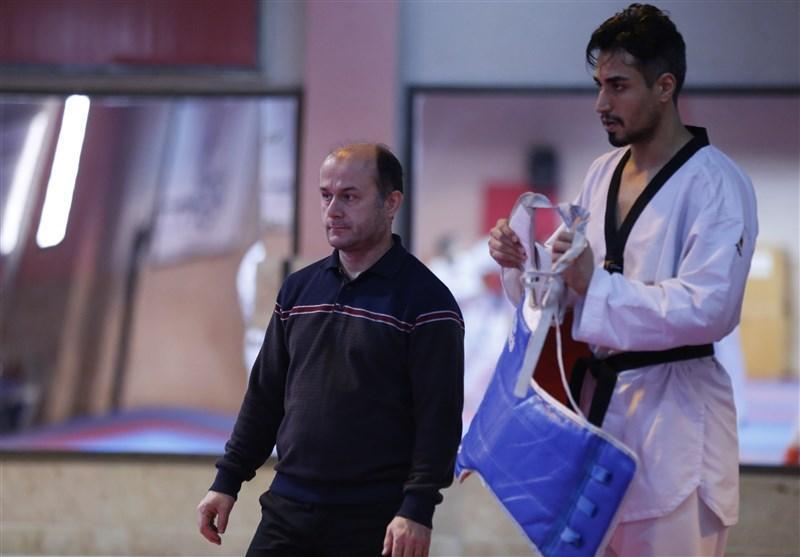 پزشک تیم ملی تکواندو: خدا را شکر پای مردانی دچار شکستگی نشده است، کوشش می کنیم او را به گرندپری بلغارستان برسانیم