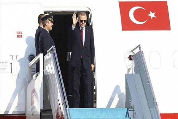 اردوغان راهی آمریکا شد
