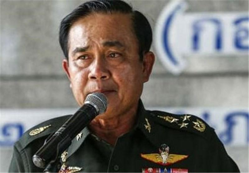فرمانده ارتش تایلند اعلام کودتای نظامی کرد