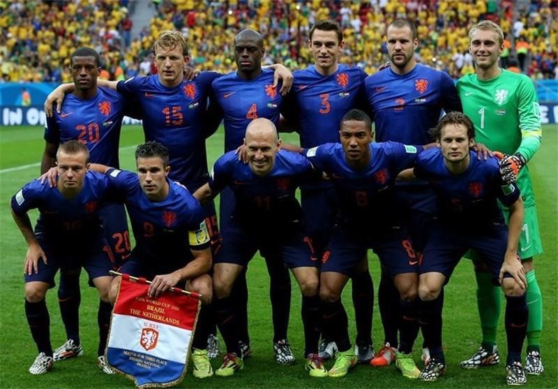 اسامی بازیکنان هلند برای بازی محبت آمیز با ایتالیا اعلام شد