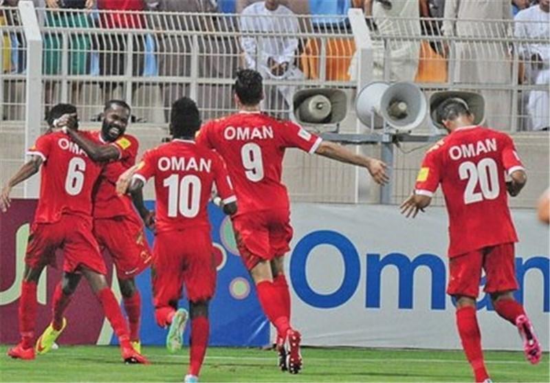 اعلام لیست 23 نفره عمان برای رویارویی با ایران