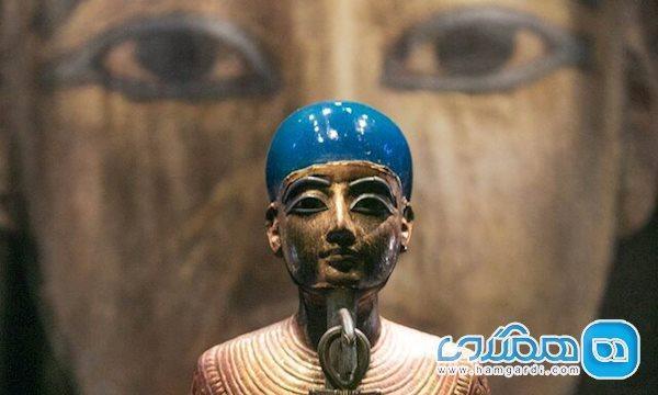 گنجینه اسرارآمیز مصر سر از لندن درآورد!
