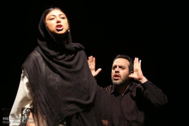 تئاتر زبان اصلی در شیراز به روی صحنه می رود
