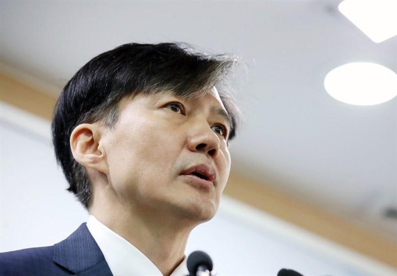 اتهام فساد وزیر دادگستری کره جنوبی را به استعفا کشاند